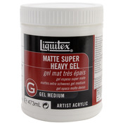 Liquitex Super Heavy Matte Acrylic Gel Medium