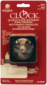 "For 1/4"" Surfaces - Quartz Clock Movement"