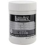 Liquitex Natural Sand Acrylic Texture Gel - 8oz