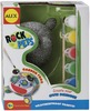 Garden Frog - Rock Pets Paint Kit ALEX TOYS-Rock Pets Paint Kit: Garden Frog.  Is it your room or your garden that needs brightening?  Either way this is a fun kit! All you need to supply is the imagination!  The kit contains every thing else: Rock frog  paint  brush and all-weather acrylic paints (these paints will not wash out of clothing or off surfaces.) WINNER OF THE PARENT'S CHOICE FUN STUFF AWARD!  Recommended for children ages 5 and up.  Conforms to ASTM D4236 and F963. Imported.