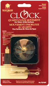 "For 3/4"" Surfaces - Quartz Clock Movement"