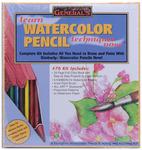 Learn Watercolor Pencil Techniques Now! Kit-