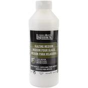 16oz - Liquitex Glazing Acrylic Fluid Medium