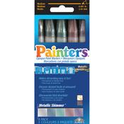 Assorted - Elmer's Metallic Shimmer Markers 5/Pkg