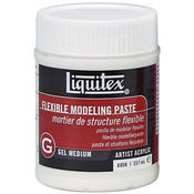 8oz - Liquitex Regular Gloss Gel Medium