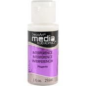 Magenta (Series 5) - Media Fluid Acrylic 1oz