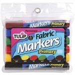 Primary - Tulip Fabric Markers 6/Pkg