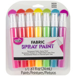 Neon - Tulip Fabric Mini Spray Paint Kit