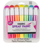 Neon - Tulip Fabric Mini Spray Paint Kit