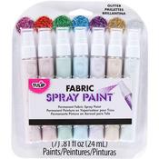 Glitter - Tulip Fabric Mini Spray Paint Kit