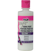 Glow Natural - Tulip Soft Fabric Paint 4oz