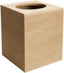 Basswood Boutique Tissue Box