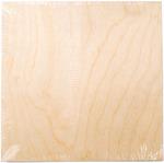"Wood Canvas Panel - 10""X10"""