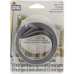 """Black 1/8"""" Thick - Gallery Glass Instant Lead Lines 24"""" 8/Pkg"""