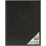 "Black - Pro Art Hard Bound Sketch Book 11""X14"""