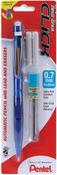 Blue - Pentel Twist-Erase Click Automatic Pencil .7mm 1/Pkg