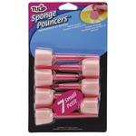 """1"""" Round - Tulip Sponge Pouncers 7/Pkg"""