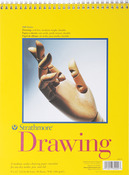 """70lb 50 Sheets - Strathmore Drawing Paper Pad 9""""X12"""""""