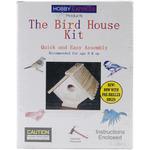 Bird House - Unfinished Wood Kit