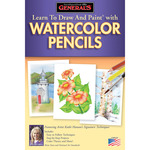 Learn To Draw And Paint With Watercolor Pencils