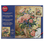 """Peony Floral - Paint By Number Kit 16""""X20"""""""