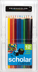 Prismacolor Scholar Colored Pencil Set 12/Pkg