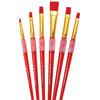 6/Pkg - Big Kid's Choice Shader Brush Set