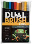 Secondary - Tombow Dual Brush Pens 10/Pkg