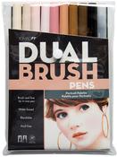 Portrait - Tombow Dual Brush Pens 10/Pkg