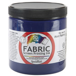 Violet - Fabric Screen Printing Ink 8oz