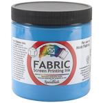 Peacock Blue - Fabric Screen Printing Ink 8oz