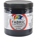 Blue Denim - Fabric Screen Printing Ink 8oz