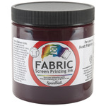 Burgundy - Fabric Screen Printing Ink 8oz