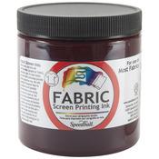 Burgundy - Fabric Screen Printing Ink 8oz