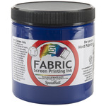 Process Cyan - Fabric Screen Printing Ink 8oz