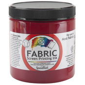 Process Magenta - Fabric Screen Printing Ink 8oz