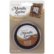 Iced Espresso - Metallic Lustre Wax Finish