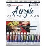 Acrylic - Essentials Artist Pack