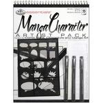 Manga Character - Essentials Artist Pack