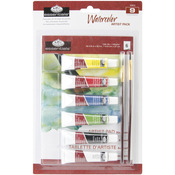 Watercolor Painting - Essentials Artist Pack