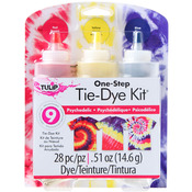 Psychedelic - Tulip One-Step Tie-Dye Kit