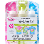 Brights - Tulip One-Step Tie-Dye Kit