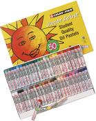 Cray-Pas Junior Artist Oil Pastels 50/Pkg