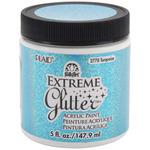 Turquoise - FolkArt Extreme Glitter Paint 5oz