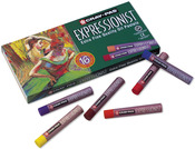 Assorted Colors - Cray-Pas Expressionist Oil Pastels 16/Pkg