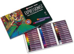 Assorted Colors - Cray-Pas Expressionist Oil Pastels 36/Pkg