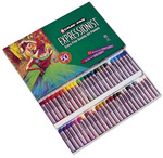Assorted Colors - Cray-Pas Expressionist Oil Pastels 50/Pkg