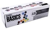 Assorted Colors - Liquitex Basics Acrylic Paint 22ml 48/Pkg