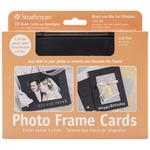 """Black Photo Frame - Strathmore Cards & Envelopes 5""""X7"""" 10/Pkg"""