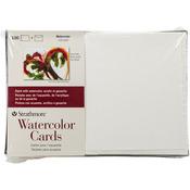 "Strathmore Watercolor Cards 5""X7"" 100/Pkg-"